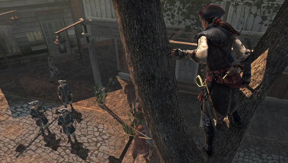 Assassin's Creed: Liberation, PS Vita