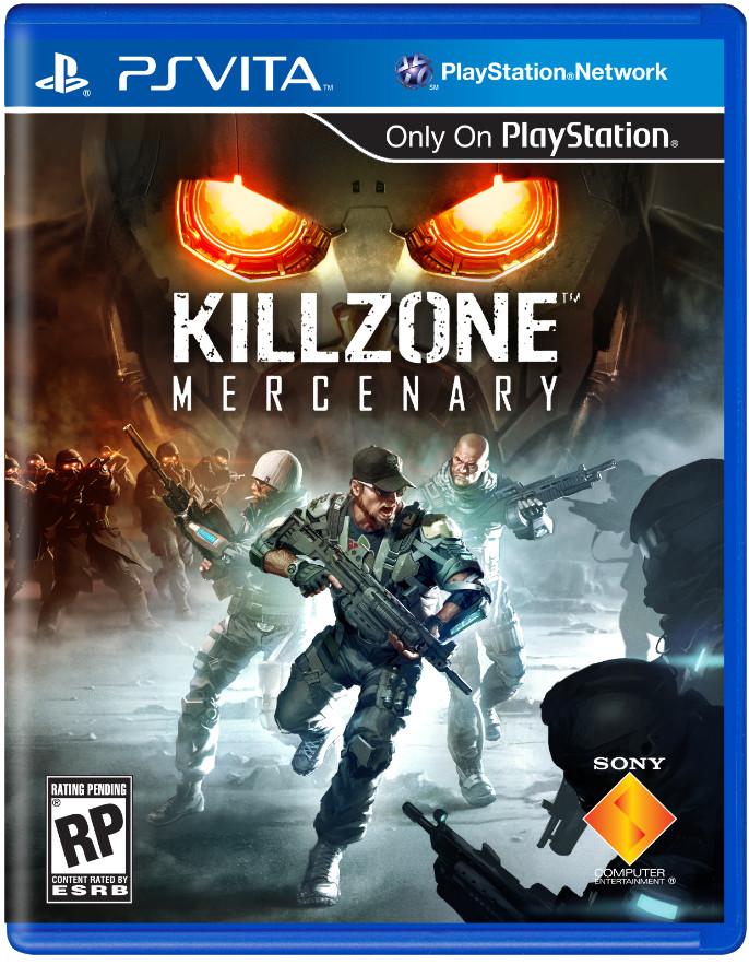 product photo for Killzone Mercenary