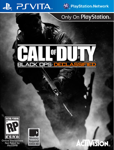 product photo for Call Of Duty Black Ops: Declassified