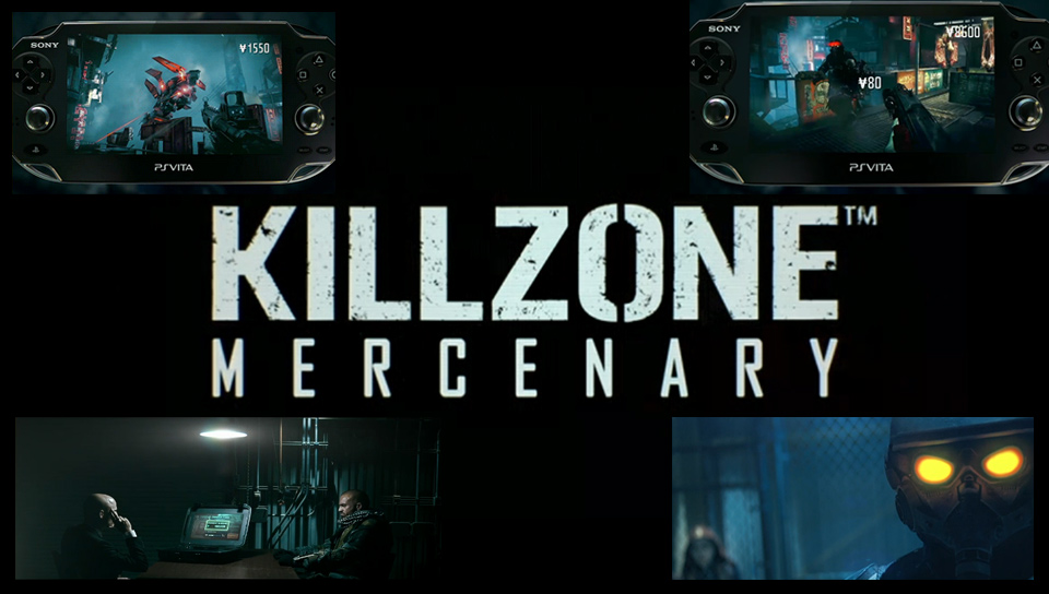 Killzone Mercenary auf PlayStation Vita