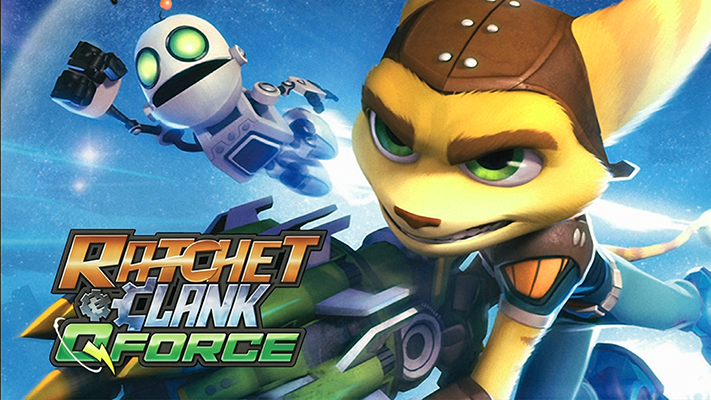 Ratchet & Clank: Q Force auf PlayStation Vita