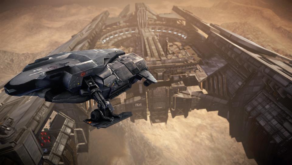 Was uns in diesem Raumschiff wohl bevor steht?